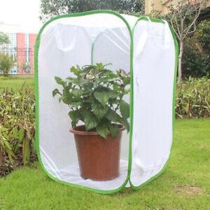 Portable Butterfly Habitat Cage Insect Net Mesh Terrarium Pet Incubator Foldable