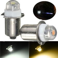 5pcs 3/4.5/6V P13.5S LED Globe for Torch Flashlight Replacement Bulbs Work Light