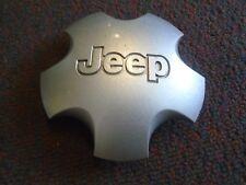 Jeep Cherokee Center Cap Hubcap for Aluminum Wheel Silver