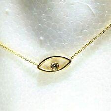 Navette -  Gelb gold 1,04gr. 585/14K Diamond/Brilliant, 1,5mm H/VS  (KR2011)