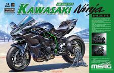 "Meng MT-001s 1/9 川崎 ""NINJA"" Ninja H2 R KAWASAKI Model 2019 MOTORCYCLE SERIES"