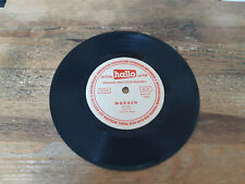 "7"" VA Tonika Band/Jo Bülow - Morgen/wer weiß wohin (2 Song) HALLO 1005 disc only"