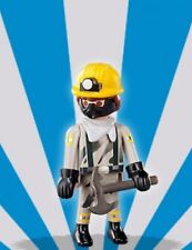 Playmobil Mystery Figure Series 5 5460 Miner Firefighter Headlamp Mask Axe NEW