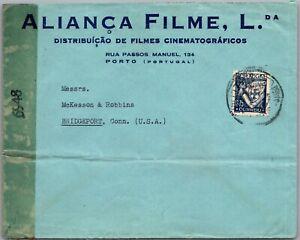 GP GOLDPATH: PORTUGAL COVER 1944 _CV775_P21
