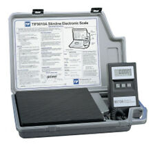 TIF Instruments 9010A Slimline Electronic Refrigerant Charging Scale