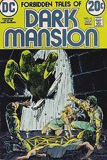 Forbidden Tales of Dark Mansion #11. VF+. 1973