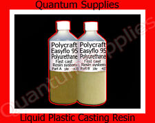 Easyflo 95 - 2 litri FAST CAST POLIURETANO LIQUIDO KIT IN PLASTICA