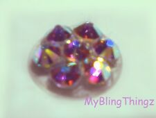 CAB BLING Home Button for Apple iPhone iPad 2 3GS 4 4S 5 5S w/Swarovski Elements