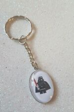 Lego Starwars Darth Vader Sabre Gift Keyring Bag Charm