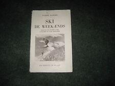 Yvonne LACROIX: Ski de week-ends