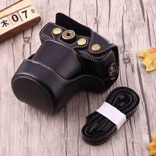 Canon EOS M10 Kunstleder Tasche Hülle Schutzhülle Case Cover Bag Etui Stoßfest