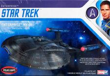 AMT 593966 1/1000 Star Trek Nx-01 Enterprise