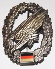 Barettabzeichen  Fallschirmjäger Truppe Barett Abzeichen Bw Metall Bundeswehr