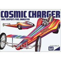 MPC Cosmic Charger Carl Casper Dragster 1:25 scale model car kit new 826