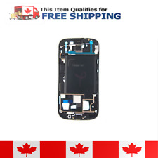 Samsung Galaxy S3 T999 Blue Faceplate Front Bezel Midplate Frame Housing
