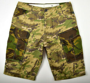 G-STAR RAW, Rovic Mix Loose 1/2, Gr. W33 Cargoshorts Shorts Bermuda Herrenshorts