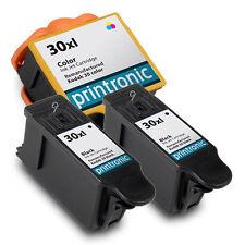 3 Pack Kodak 30XL Combo Ink Cartridge for ESP 3.2 C110 C310 C315 2150 2170