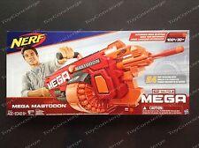 HASBRO NERF Soft Dart Gun N-STRIKE MEGA MASTODON NEW