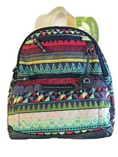 LILY BLOOM Shirley Backpack, Stripe Jam