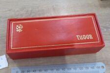 SUPERB QUALITY VINTAGE TUDOR BY ROLEX WRISTWATCH BOX / CASE