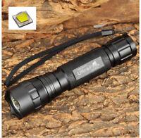 Ultra Fire WF-501B CREE XM-L2 U3 LED 1200LM 1 Mode Flashlight Torch 18650 CR123A