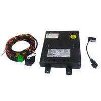 3 Pcs Kit OEM VW Bluetooth Module Wiring Harness  Microphon Holder RNS510