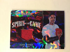 ALEX REYES 2017 Panini Fathers Day Spirit of Game Jersey Cracked Ice Card 25/25
