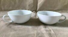 Arzberg Porzellan 2 Teetassen Weiß
