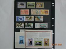 Mauritius Mint Stamps 4 sets + 2 mini sheets in unmounted condition