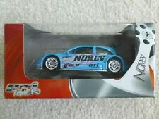 Norev Drift Shop Tuners 3 inch  RENAULT MEGANE TROPHY 2005 light blue 1:64 MIB