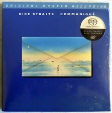 Dire Straits - Communique - Mobile Fidelity - Hybrid CD/SACD - SEALED