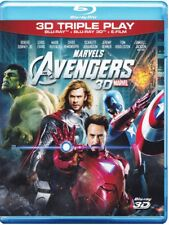 THE AVENGERS 3D (BLU-RAY 3D + BLU-RAY) con Samuel L. Jackson, Robert Downey Jr.