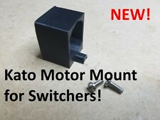 HO Scale Kato HM-5 mount for Athearn Blue Box SWITCHERS FREE SHIPPING