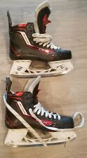 Pro Stock Game Used Hockey Skates CCM Jetspeed
