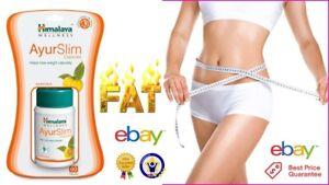 NEW FORMULA Himalaya 5 Box 300 Capsules Ayurslim Wellness Ultra Fast Fat Burner