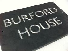 Slate Engraved Decorative Door Signs/Plaques