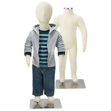 New Flexible Children's Mannequin with removable Head Piece 1 Year measurement