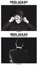 """EROL ALKAN - 2 CD - ANOTHER """"BUGGED OUT"""" MIX / ANOTHER """"BUGGED IN"""" SELECTION"""