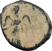 Anonymous Arab Kingdom of Nabataea PETRA 270BC Athena Nike Greek Coin i46933