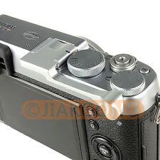 DSLRKIT Silver Thumb Up Grip for Fujifilm X-100T X-M1 X-30 X-A2 X-A1