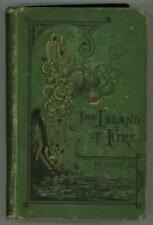 The Island of Fire by P.C. Headley