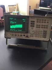 HP 8563A Spectrum Analyzer 9 kHz - 26.5 GHz W/ HP 85620A Mass Memory Module