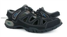 Teva Abbett Black Sport Sandals Shoes Mens Size 9.5 *NIB*