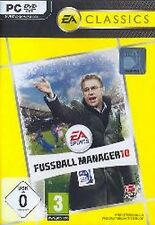 FUSSBALL MANAGER 10 * FIFA * DEUTSCH * Sehr guter Zustand