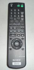 SONY RMT D116A DVD CD REMOTE CONTROL LER - DVP S365 S363 DVP S9000ES DVP NS700H
