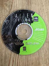 Alien Trilogy - ( Sega Saturn ) Disc Only !