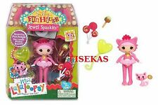 Mini Lalaloopsy Silly Fun House Doll Jewel Sparkles #4  of Series 10 NEW