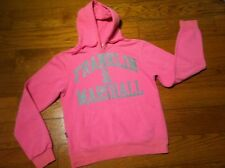 Pull FRANKLIN & marshall rose capuche