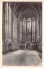 B37363 Paris Holy Chapel inside france
