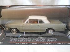 Highway 61 1963 Pontiac LeMans Coupe 1:18 Diecast